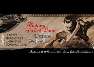 History of a lost Love DANCE Festival