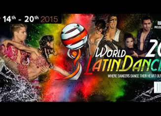 World Latin Dance Cup 2015