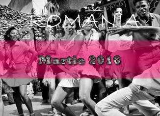 Evenimente Salsa din Romania Martie 2016