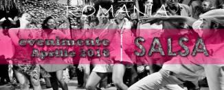 Evenimente Salsa Romania Martie 2016