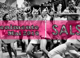 Evenimente salsa Romania mai 216