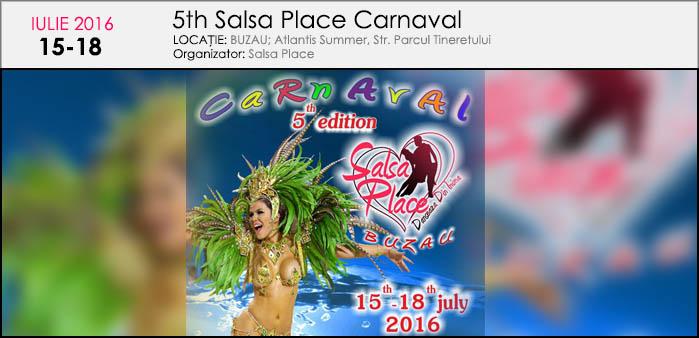 salsa place 2016