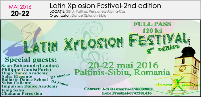 Latin Xplosion Festival-2nd edition