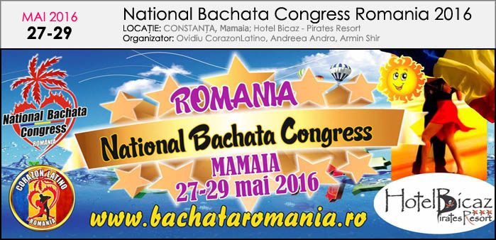 National Bachata Congress Romania 2016